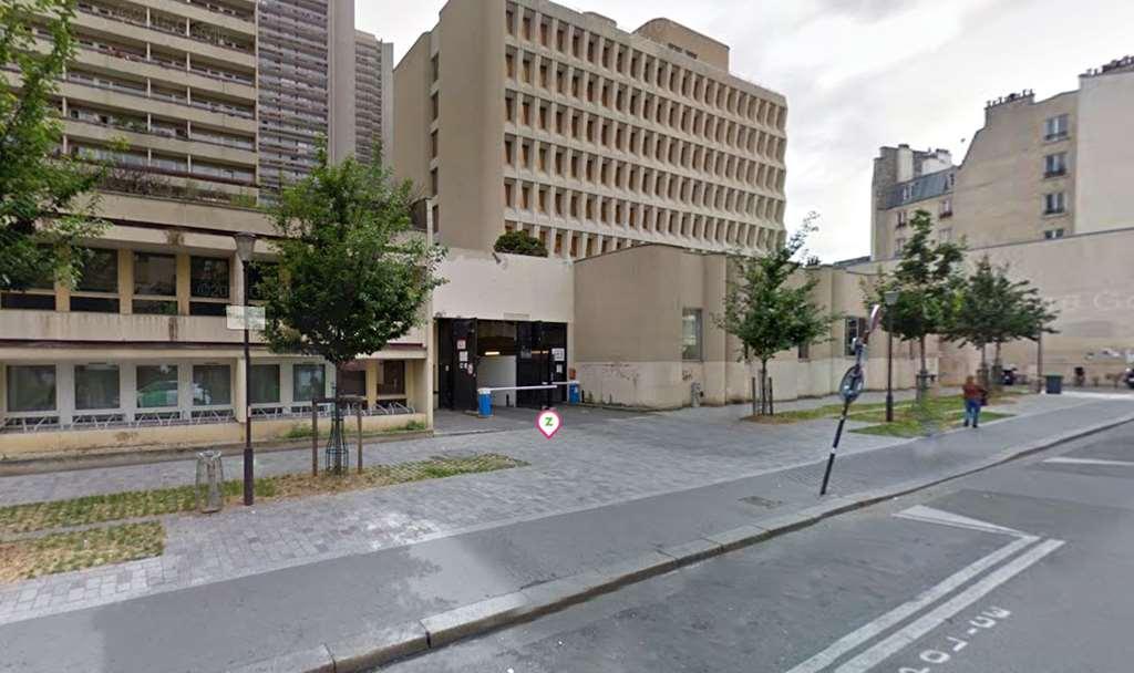 Paris - Bibliothèque François Mitterrand - Chevaleret - Parking réservable en ligne - Paris