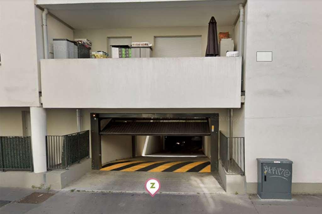 Villeurbanne - République - Studéa - Parking réservable en ligne - Villeurbanne