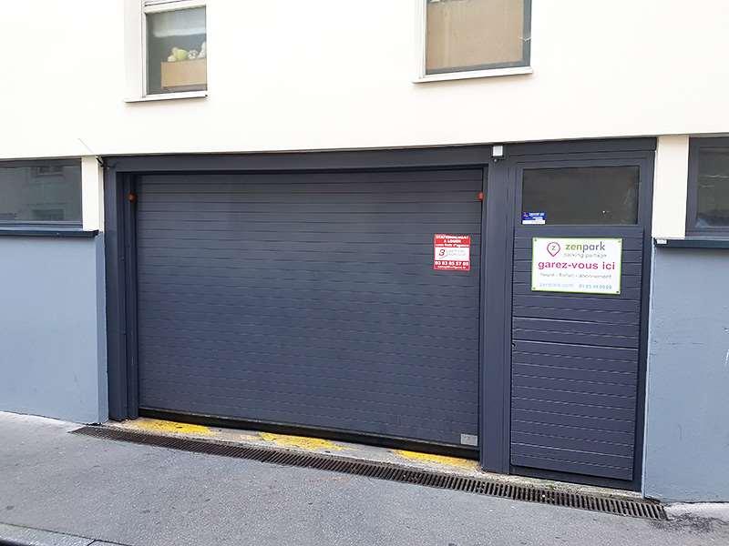Nancy - Nancy centre - Drouot - Parking réservable en ligne - Nancy