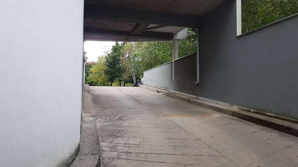 Dijon - Mansart - Université - Parking réservable en ligne - Dijon