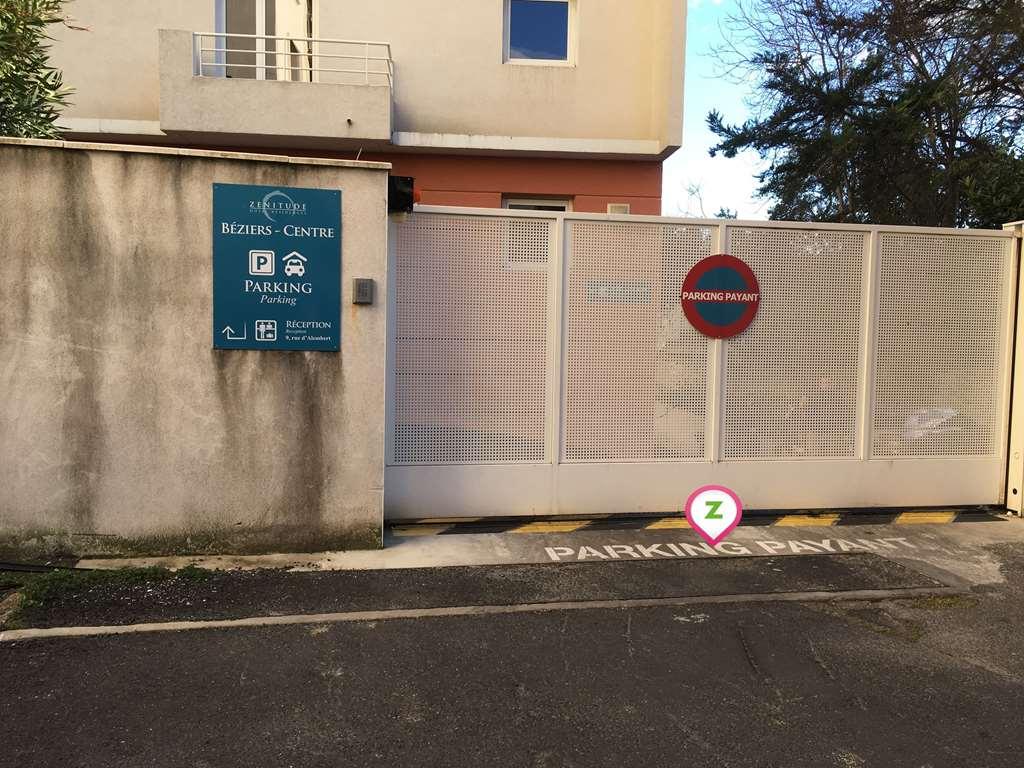 Béziers - Arènes - Zenitude Hôtel-Résidences - Parking réservable en ligne - Béziers