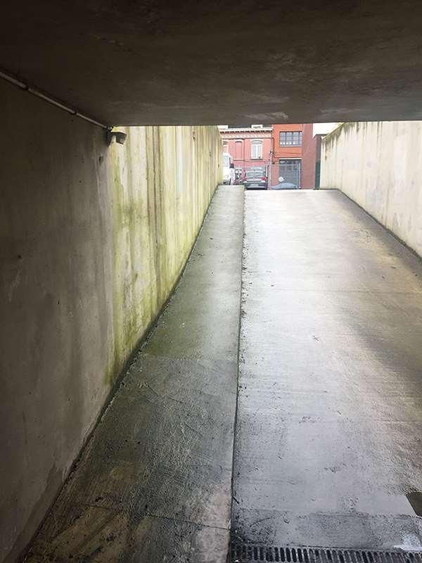 Lille - Caulier - Dr Jenner - Parking réservable en ligne - Lille