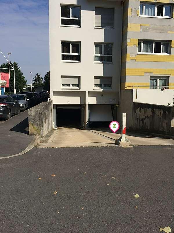 Reims - Courlancy - Comédie - Parking réservable en ligne - Reims