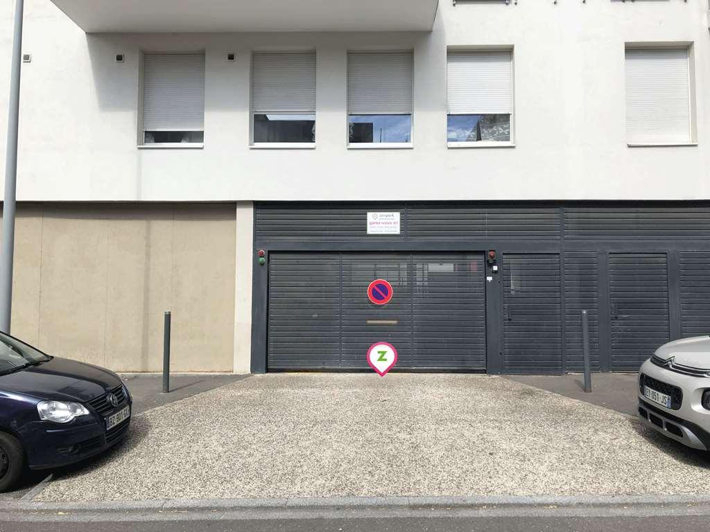 Dijon - Junot Av. Drapeau - Junot - Parking réservable en ligne - Dijon