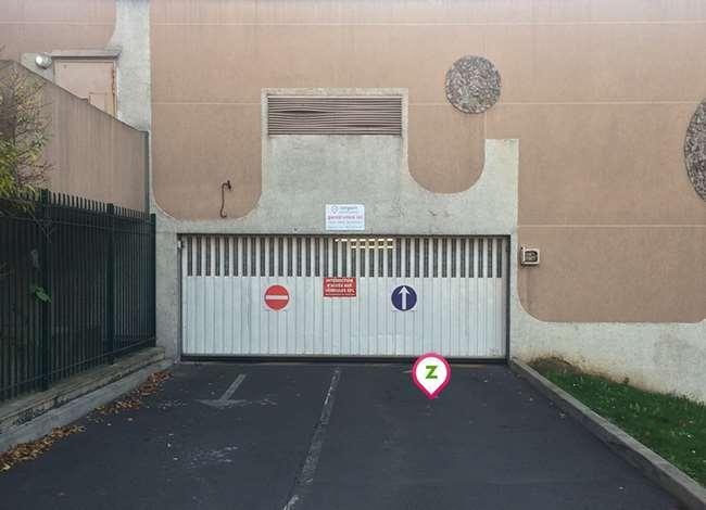 Clichy - Fournier - Pasteur - Parking réservable en ligne - Clichy
