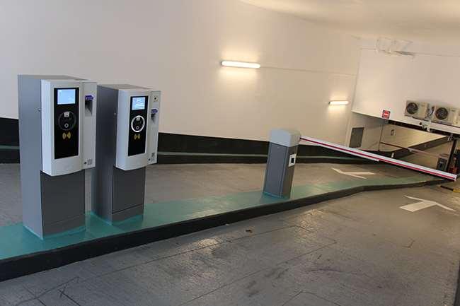 Paris - Hôpital Sainte-Anne - SAEMES - Parking réservable en ligne - Paris