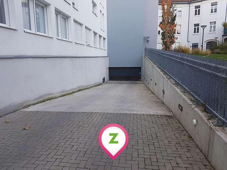 Strasbourg - Parlement Européen - Kléber - Parking réservable en ligne - Strasbourg