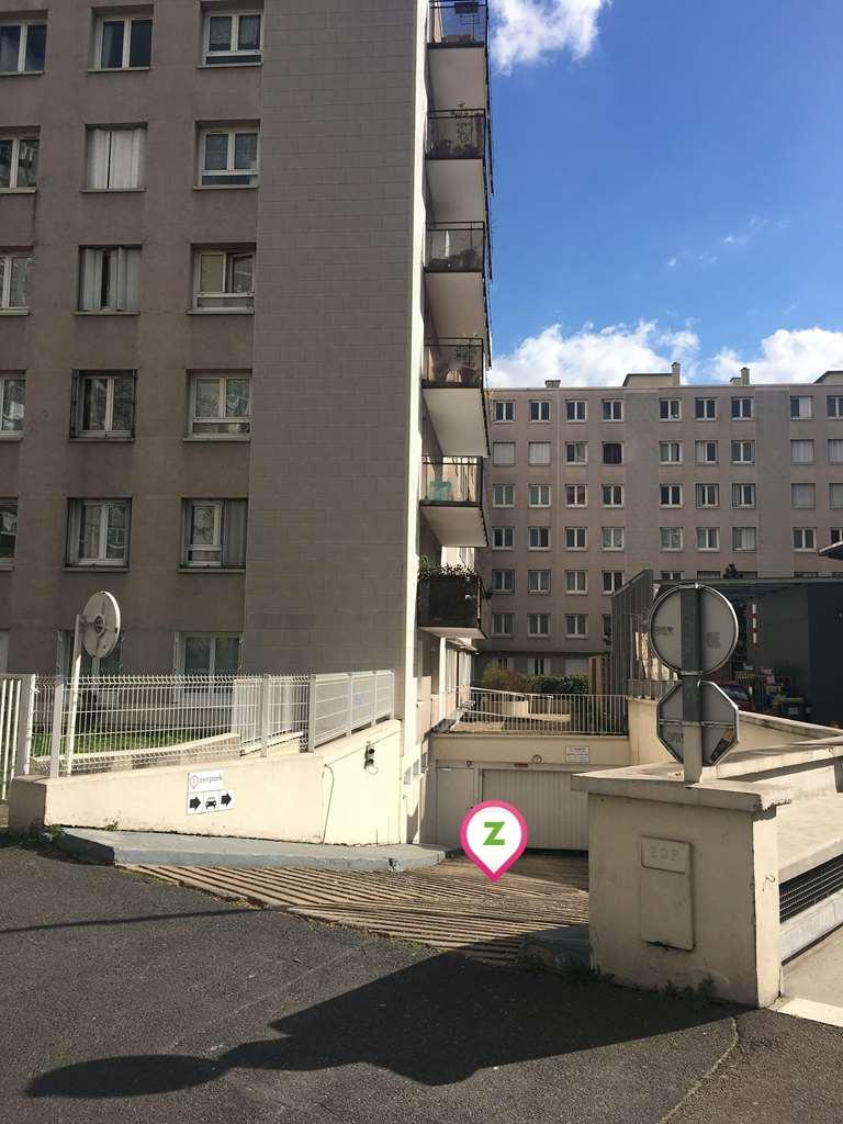 Issy-les-Moulineaux - Mairie d'Issy - Palais des Sports - Parking réservable en ligne - Issy-les-Moulineaux