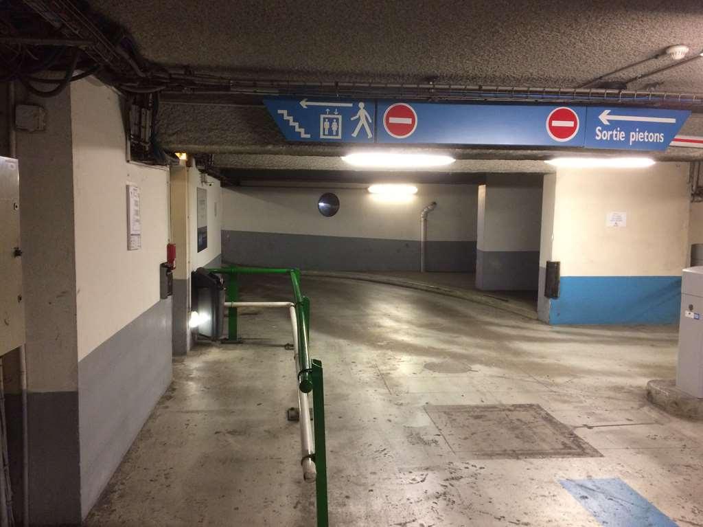 Bagnolet - Gallieni - Novotel - Parking réservable en ligne - Bagnolet