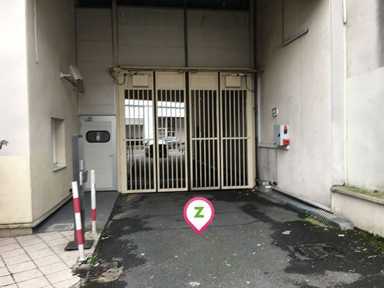 Bagnolet - Porte de Montreuil - Novotel - Parking réservable en ligne - Bagnolet