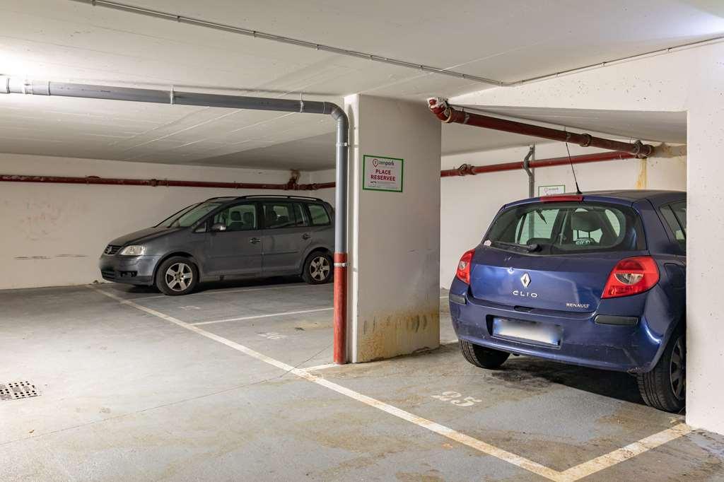 Paris - Porte de Vincennes - Maraîchers - Parking réservable en ligne - Paris