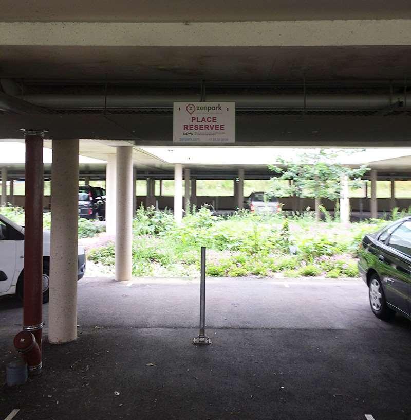 Nantes - Chénaie - Ecobut - Parking réservable en ligne - Nantes