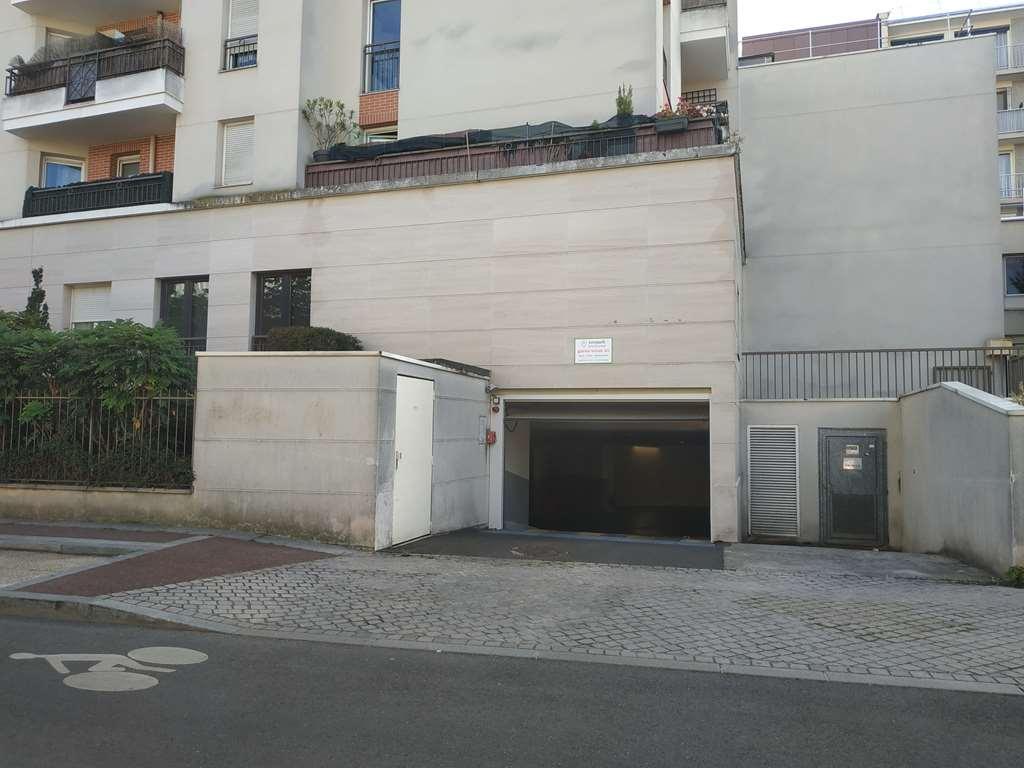 Issy-les-Moulineaux - Aquaboulevard - Corentin Celton - Parking réservable en ligne - Issy-les-Moulineaux