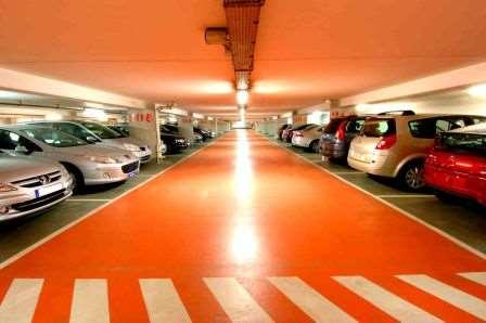 Paris - Stade Charléty - SAEMES - Parking réservable en ligne - Paris