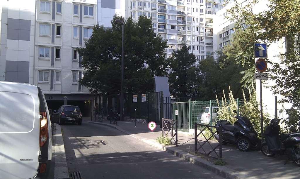 Paris - Gare Vaugirard - Institut Pasteur - Parking réservable en ligne - Paris