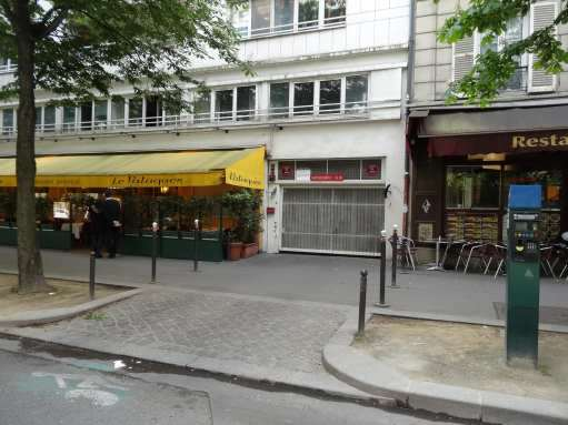 Paris - Bercy - Gare de Lyon - Parking réservable en ligne - Paris