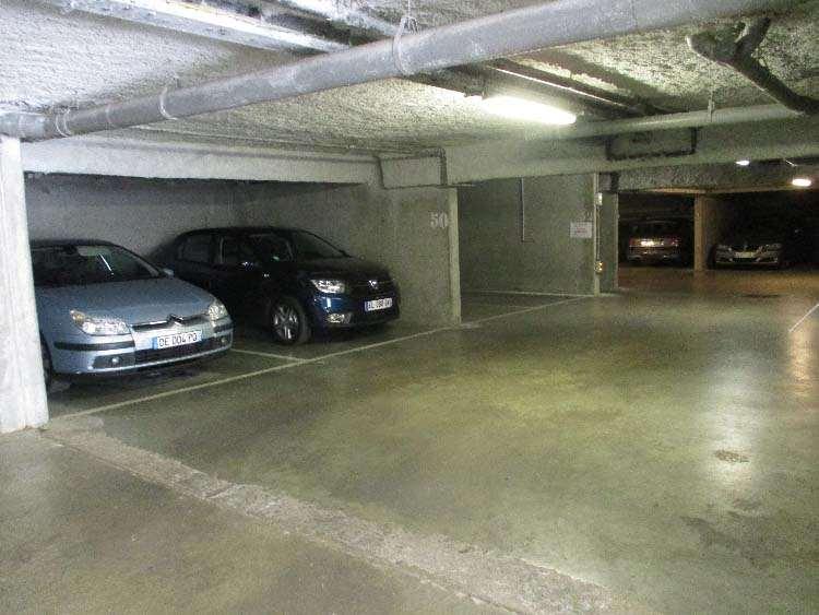 Issy-les-Moulineaux - Île Saint-Germain - Stade - Parking réservable en ligne - Issy-les-Moulineaux