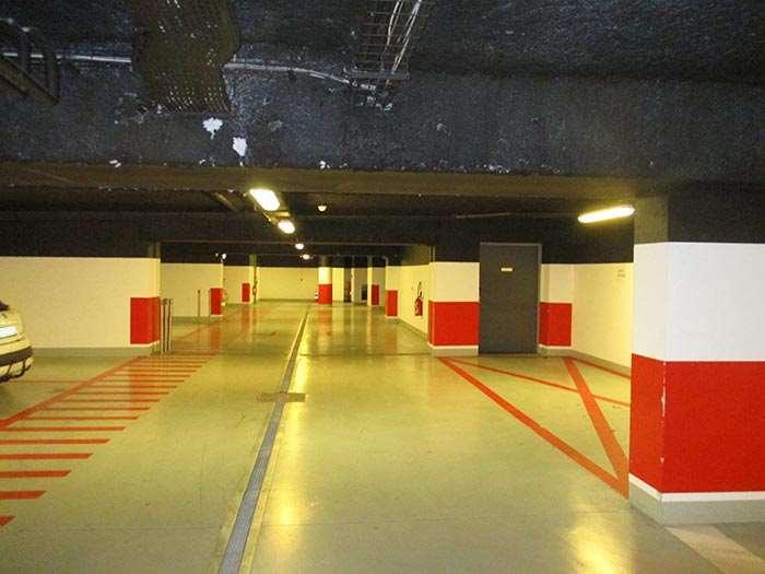 Montpellier - Corum - Crowne Plaza - Parking réservable en ligne - Montpellier