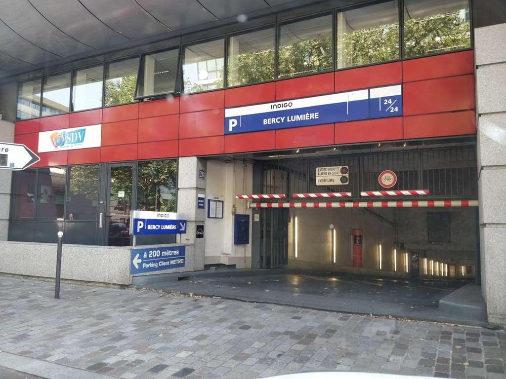 Paris - Bercy Lumière - Indigo - Parking réservable en ligne - Paris