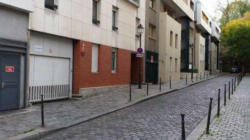 Paris - Père Lachaise - Réunion - Parking réservable en ligne - Paris