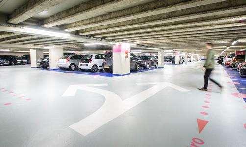 Parking Saemes Porte d'Orléans - Parking réservable en ligne - Paris