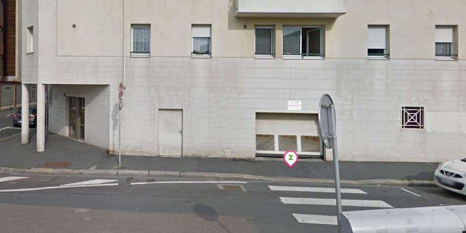 Le Havre - Université du Havre - Labédoyère - Parking réservable en ligne - Le Havre