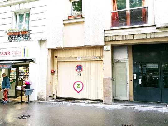 Paris - Olympiades - Tolbiac - Parking réservable en ligne - Paris