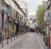 Vignette parking Paris - Buttes-Chaumont - Belleville