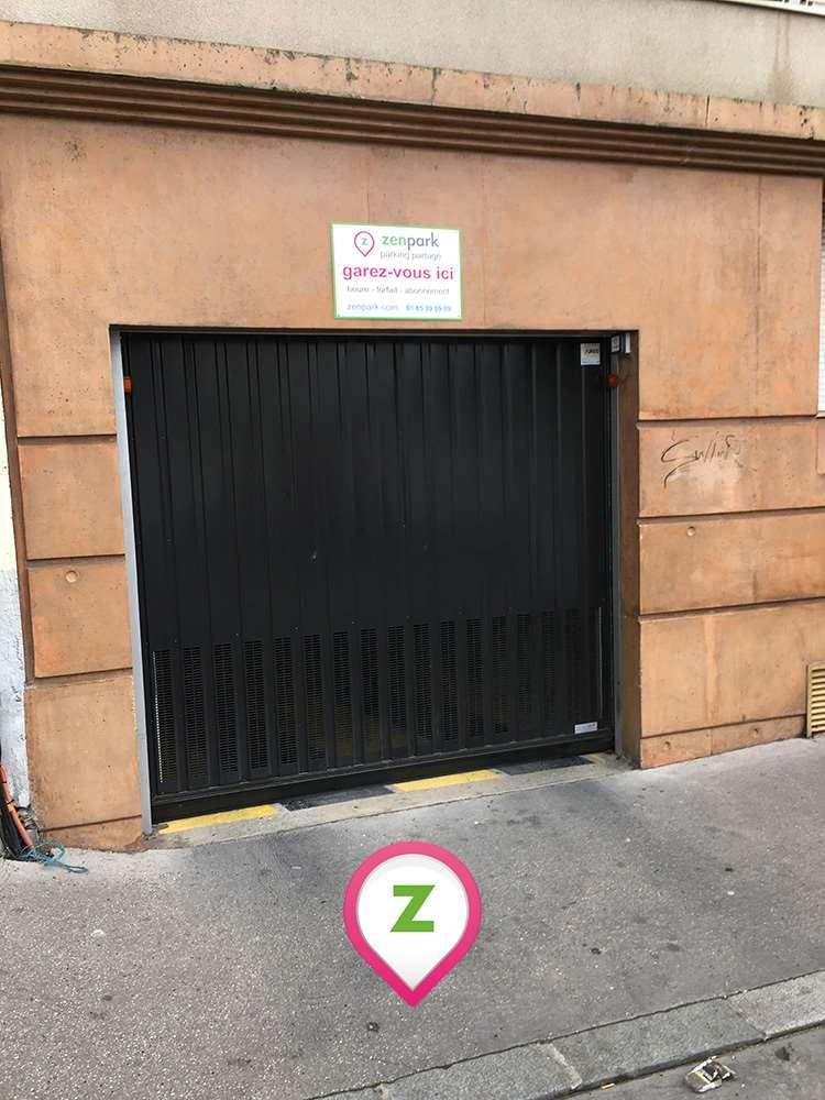 Lyon - Gare de Vaise - Studio Valmy - Parking réservable en ligne - Lyon