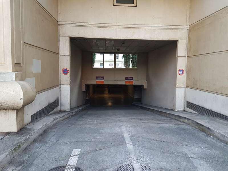 Montpellier - Antigone - Citadines - Parking réservable en ligne - Montpellier