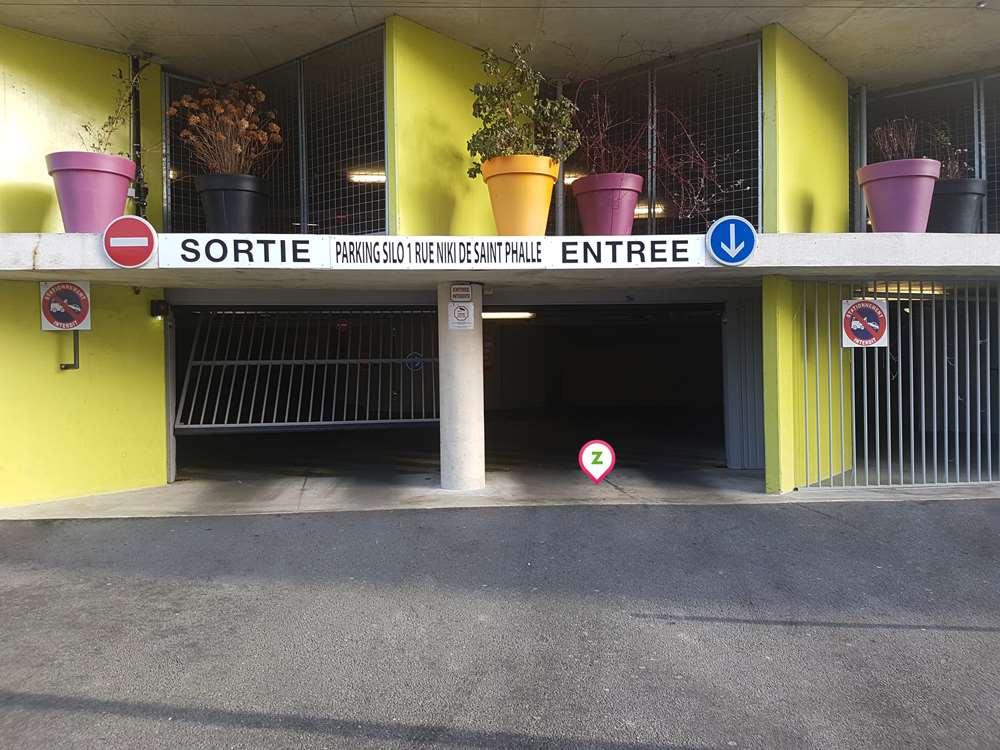 Reims - Croix du Sud - Saint Phalle - Parking réservable en ligne - Reims