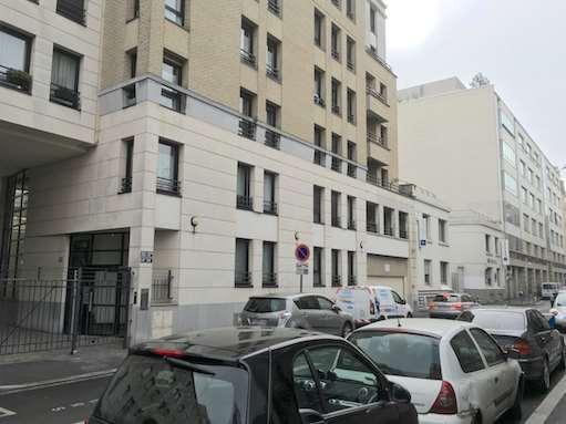 Clichy - Gare de Clichy-Levallois - Castérès - Parking réservable en ligne - Clichy