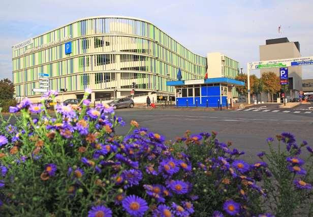 Créteil - Hôpital Henri Mondor - SAEMES - Parking réservable en ligne - Créteil