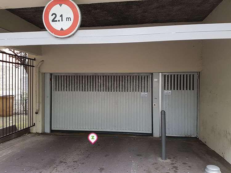 Saint-Maurice - Mairie de Saint-Maurice - Val d'Osne - Parking réservable en ligne - Saint-Maurice