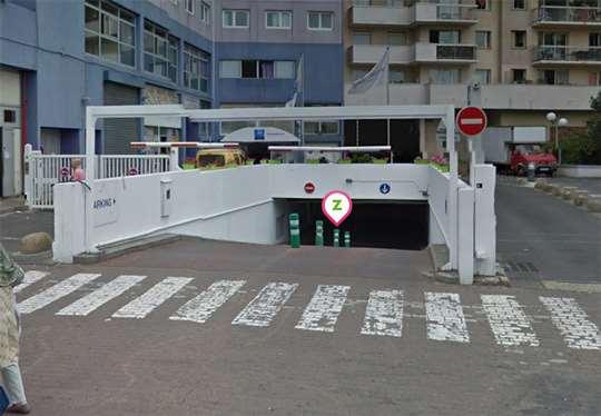 Parking Hôtel IBIS BUDGET PARIS AUBERVILLIERS (Couvert) - Parking réservable en ligne - Aubervilliers